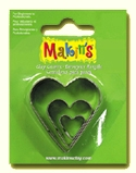 #36007 Makins Clay Cutters, Heart