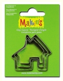 #36023 Makins Clay Cutters, House
