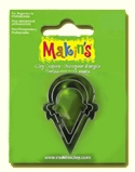 #36021 Makins Clay Cutters, Ice Cream Cone