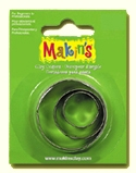 #36001 Makins Clay Cutters, Round