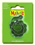 #36018 Makins Clay Cutters, Santa