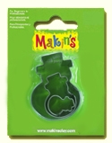 #36015 Makins Clay Cutters, Snowman