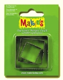 #36002 Makins Clay Cutters, Square
