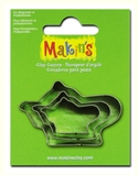#36024 Makins Clay Cutters, Teapot