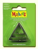 #36003 Makins Clay Cutters, Triangle