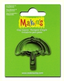 #36025 Makins Clay Cutters, Umbrella