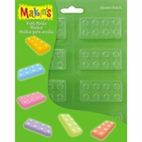 Makins Push Mold Blocks Set A