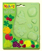 Makins Push Mold Fruits