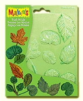 Makins Push Mold Leaves