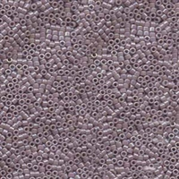 DB158 Opaque Lilac AB - Miyuki Delica Seed Beads - 11/0
