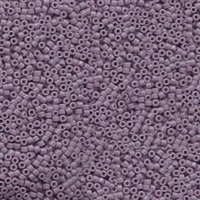 DB728 Opaque Lilac - Miyuki Delica Seed Beads - 11/0
