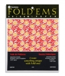 Yasutomo Fold'Ems Origami Paper - Folk Art Assortment # 4303
