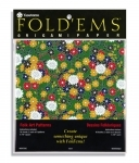 Yasutomo Fold'Ems Origami Paper - Folk Art Assortment # 4304