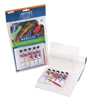 Pro Art Acrylic Paint Set - 7 Piece