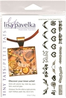 Lisa Pavelka Tiny Tats Waterslide Transfers