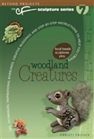 The CF Sculpture Series Book 7 - Woodland Creatures, Christi Friesen
