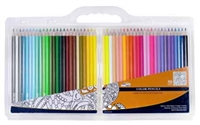 Pro Art Colored Pencils - 50 count