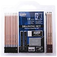 Pro Art Artist Sketching Set - 29 Piece