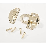 Brass Latch Set