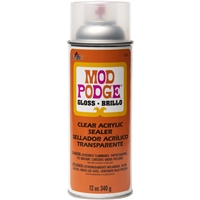 Mod Podge Clear Acrylic Sealer - Gloss
