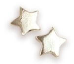 Sterling Silver 7mm Star Bead
