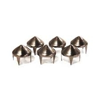 Cone Shaped Metal Studs