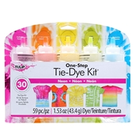 Tie Dye Kit Neon for Fabric