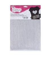 Tulip Fashion Glitter Iron-on Glitter Shimmer Transfer Sheets