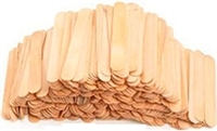 Wooden Craft Sticks - Natural