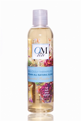 Fabulously Therapeutic Vegan All Natural Elixir Paradise Oil SCENTED Spa Collection - Lavender Fields
