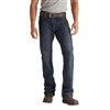 10012555 Ariat Work FR M4 Low Rise Boot Jean - Shale