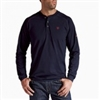 10013518 Ariat Work Henley Shirt -Navy