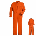 CEC2OR Bulwark Classic Coveralls - Orange