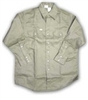 FR1003KH Rasco Snap Work Shirt - Khaki