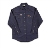 FR1003NV Rasco Snap Work Shirt -Navy