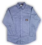 FR1003WB Rasco Snap Work Shirt - Work Blue