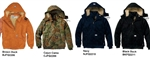 RASCO Hooded Jackets