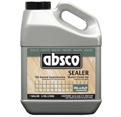 Absco Fast Dry Oil-n-H2O Dark Sealer Gallon