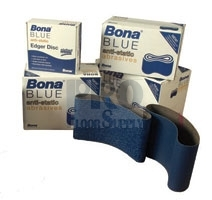 "Bona 10"" 24 Grit Blue Belt"