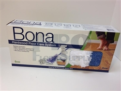 Bona Hardwood Floor System with Dust Pad Kit