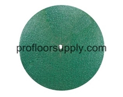 "Bona Green Ceramic Siafast 36 Grit Edger Disc  7"" x 5/16"""