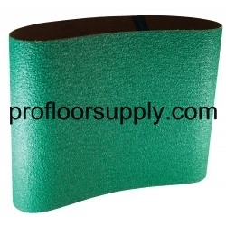 "Bona 8"" 50 Grit Green Ceramic Belt"