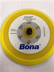 "Bona multidisc 5"" replacement pad set"