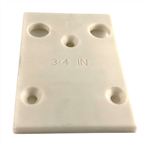 "MIIIFS 3/4"" Flooring Spacer"