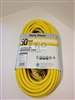 50' 12/3 Gauge Extension Cord
