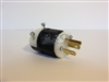 Leviton 5266 Straight Blade Male Plug
