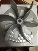American 12 Dust Fan 23300A - Pro Floor Supply Machine Parts