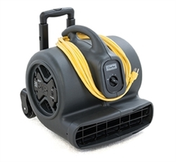 dropped **** American Sanders direct air mover / blower
