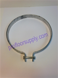 Disc Cutter Clamp