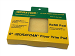 "DuraTool 6"" Refill Applicator Pad"